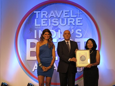 Thailand have won eight awards in India for 2014