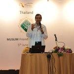 """TAT bids to boost Muslim visitors via """"Muslim Friendly Destination"""" Mega FAM Trip at TTM + 2015"""