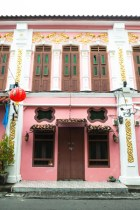 Behind the narrow facades of Phuket Old Town's famous shop houses, lie homes that can stretch back over 50 metres or more.