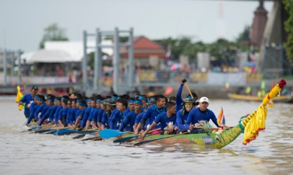 Thailand International Swan Boat Race 01