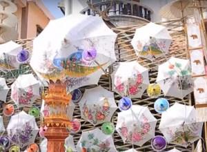 33rd Bo Sang Umbrella Festival 2016