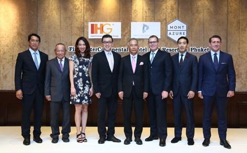 IHG signs first InterContinental hotel in Phuket