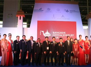 57th Bangkok Gems and Jewelry Fair concluded with a resounding success