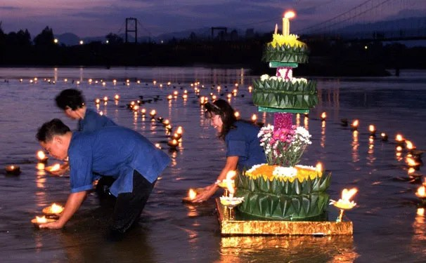 Why rivers and water are at the heart of Thai culture