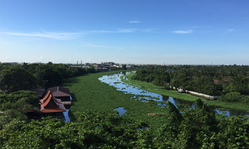 Thailand's river of life
