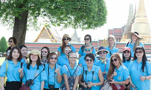 84 Perspectives of Thailand