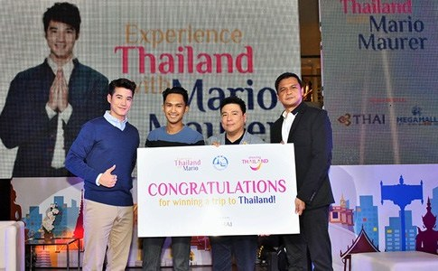 Experience Thailand with Mario