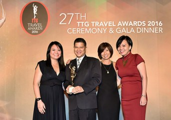 Thailand wins TTG Travel Awards Destination of the Year 2016
