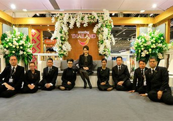Thailand introduced Unique Local Experiences to the world at WTM 2016