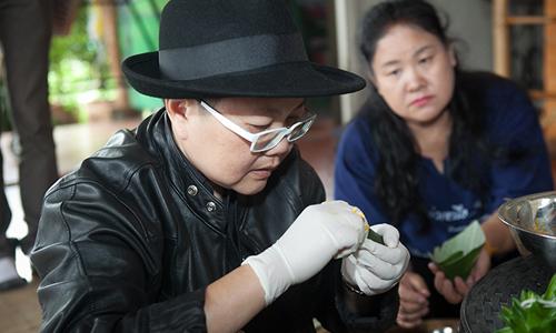 Baan Rai Kong Khing - Cooking Class - Khanom Jok (1) 500