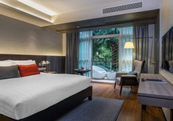 Pullman Bangkok King Power enjoys upgrade in time for 2017