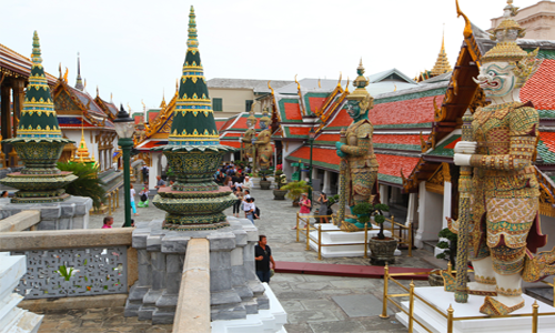 Bangkok's Grand Palace to close for two days while mourning ceremonies are observed