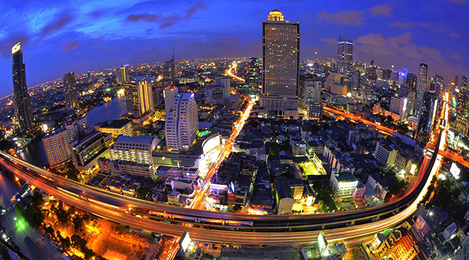 Bangkok named Best City 2017 by DestinAsian's Readers