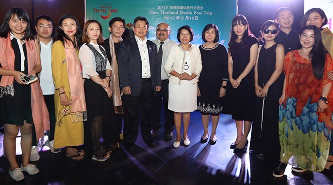 New Thailand Educational Trip to boost quality tourism from China
