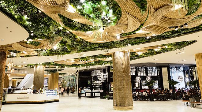 Siam Paragon opens Gourmet Garden new dining venue (1)