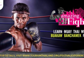 TAT staging Amazing Fight to enhance global awareness on the art of Muay Thai