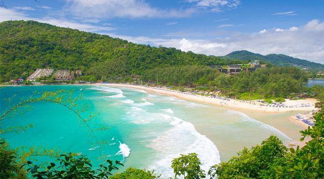 TripAdvisor rates five Thai Beaches among 25 Best in Asia in 2017-Nai Han Beach, Phuket