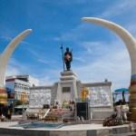 Phraya Surin Phakdi Si Narong Changwang monument
