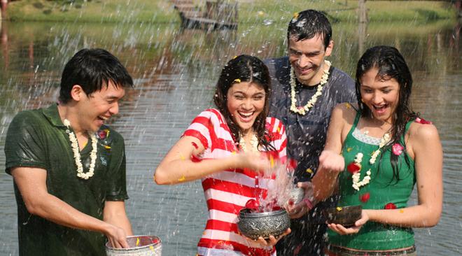 Songkran – top tips for enjoying Thailand's New Year celebrations
