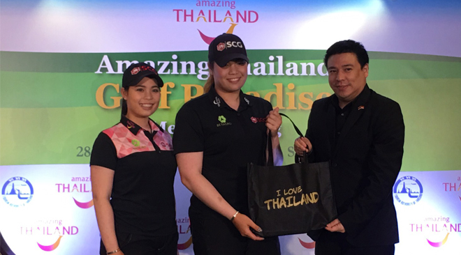 TAT appoints top golfing sisters as Thailand Golf Ambassadors