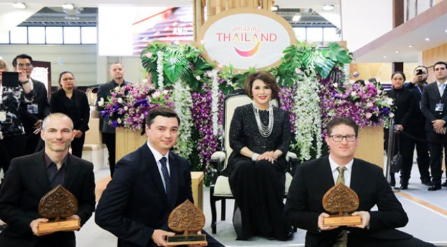 Thailand Green Excellence Awards conferred at ITB Berlin 2017
