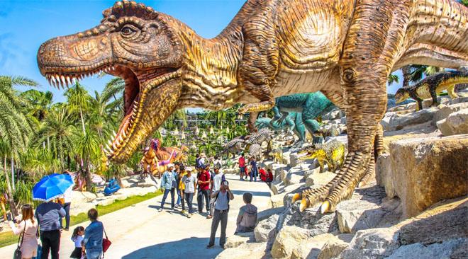 Dinosaur Valley_Nongnooch Pattaya Garden and Resort