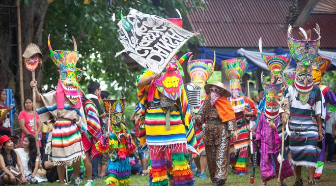 Pi Ta Khon Festival