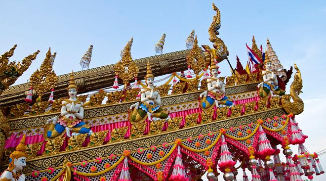 Yasothon Bun Bang Fai Rocket Festival