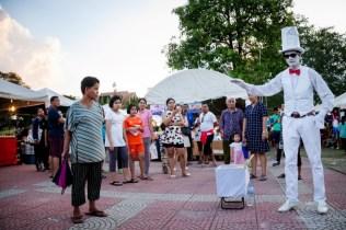 The Nang Dan Festival