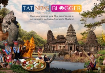 TAT Newsroom Blogger 2017 contest launches to promote unique Thai local experiences