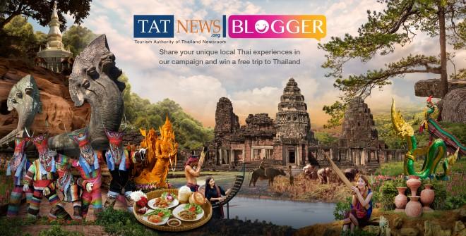 TAT Newsroom Blogger 2017 contest launches to promote unique Thai local experiences
