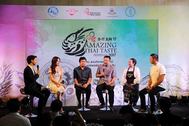Amazing Thai Taste Festival 2017