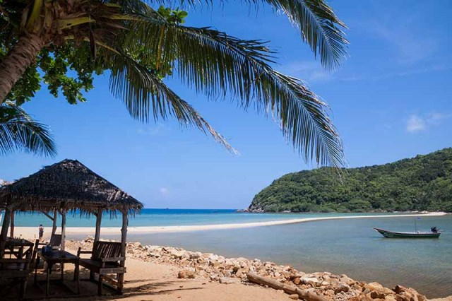 Ko Phangan – a tranquil getaway in the Gulf of Thailand