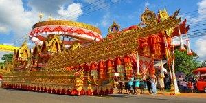 Bung Fai Rocket Festival 2017 @ Various locations across Isan