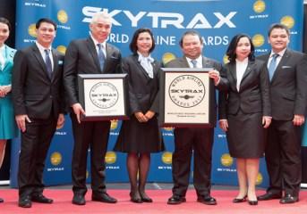 Bangkok Airways wins two Skytrax Best Regional Airline Awards 2017