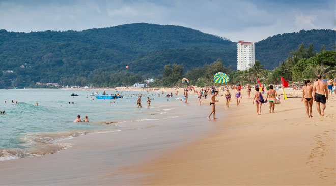 Phuket retains its allure for high-spending Chinese tourists