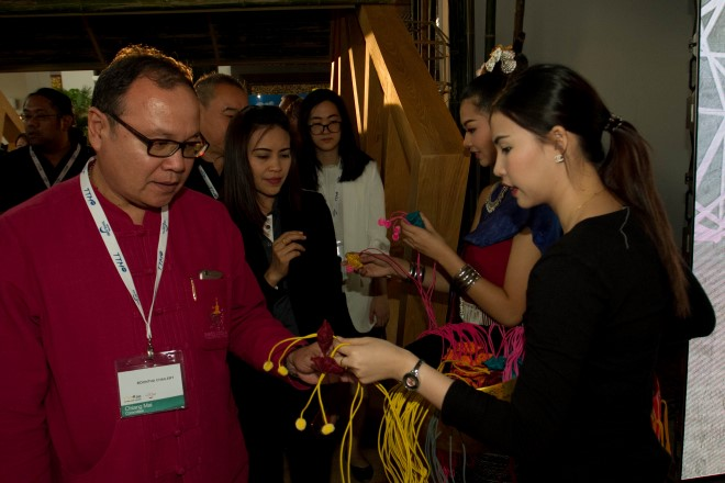 Thailand Travel Mart 2017 welcomes delegates with Lanna charm and Mekong culture
