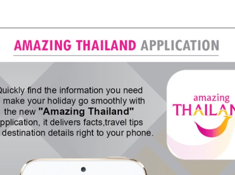 Tourism Authority of Thailand upgrades mobile apps for tourists