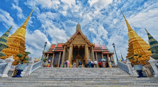 TripAdvisor rates three Thai landmarks as among Best in Asia for 2017