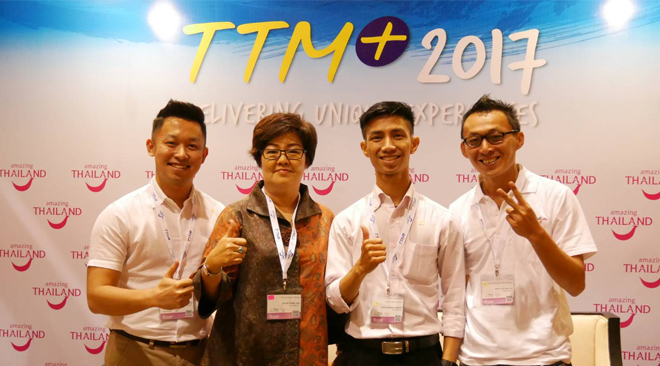 What's the buzz among buyers at Thailand Travel Mart Plus 2017?