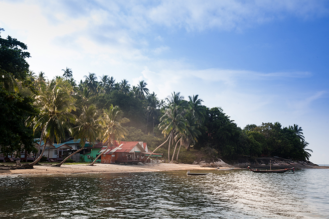 Ko Phangan – a tranquil getaway in the Gulf of Thailand-Batik