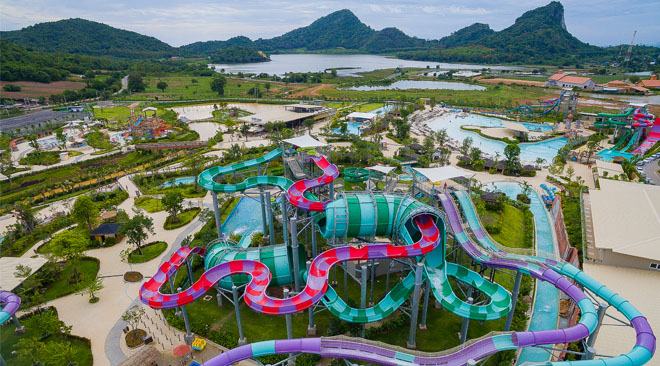Three Thailand water parks named among top 10 in Asia