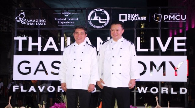 Cooking Up A Storm Of Food & Fun At Thailand Live Gastronomy Festival, On Now!