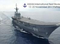 International Fleet Reviews 2017