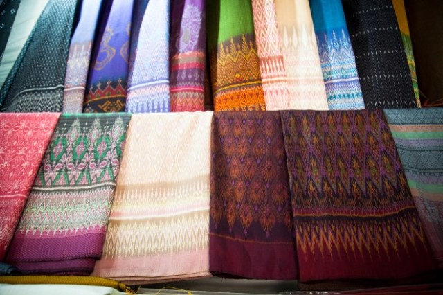 Northern Hill Tribe Textiles