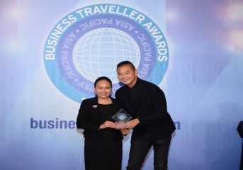Business Traveller Awards 2017 names Bangkok Best Leisure Destination in Asia Pacific