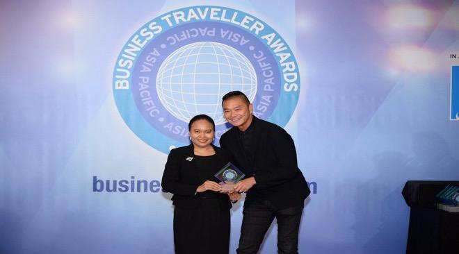 Business Traveller Awards 2017