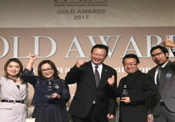 Thailand wins four PATA Gold Awards 2017