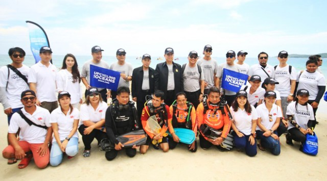 Thailand embarks on a journey to clean the Kingdom's oceans
