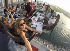 Dinner In The Sky Dubai